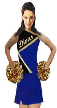 Dance Team Uniforms Fast. www.cheeranddanceds.com