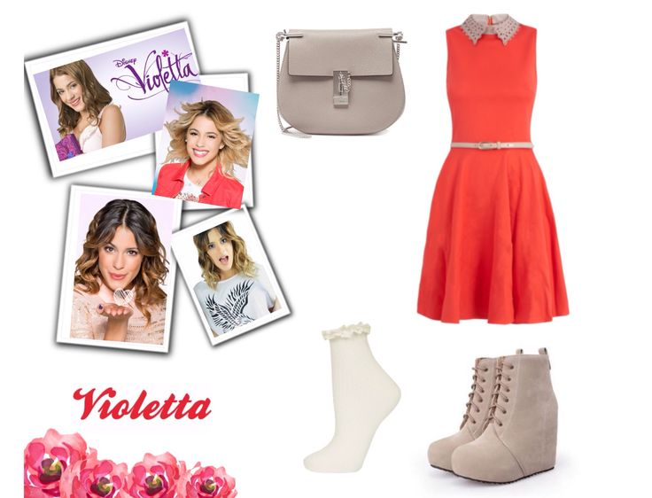 Tenue 4 Violetta Violetta Pinterest Teen Girl Fashion Curvy Girl Style And Clothes