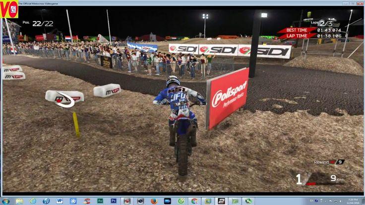 Motocross games 2016 sports games Online australia Part 2 nitro MXGP 2