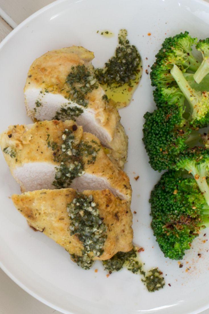 "#Epicure Oven ""Fried"" Crispy Chicken"