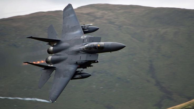 "The  Awesome ""CAD WEST"" Low Flying Jet Site In Wales ""Mach Loop"". More:  http://machloop.co.uk/"