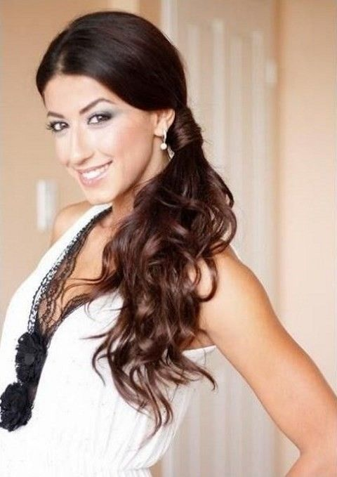 17 Super Cute Looks With Elegant Ponytail Hairstyles Classy
