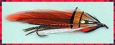 HAMMERHEAD - Maine Trolling Fly by Carrie Stevens