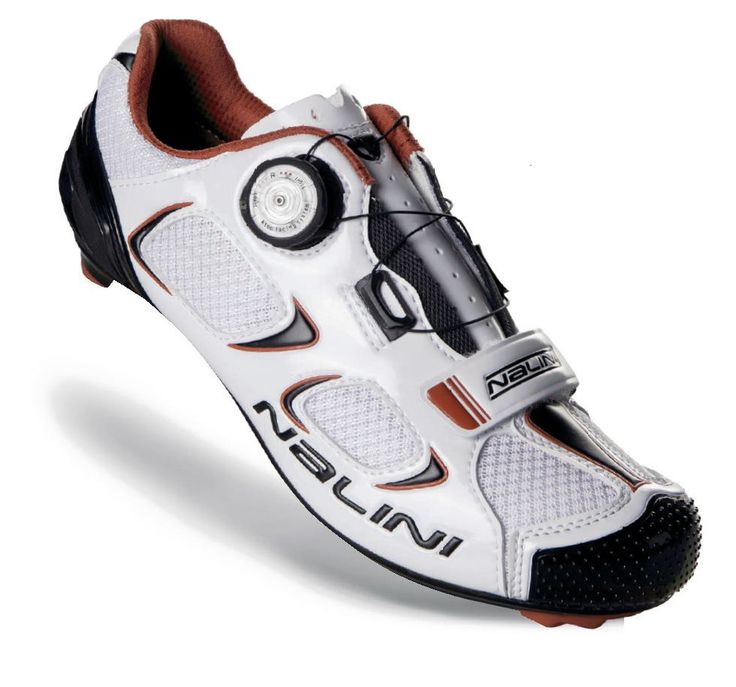 Nalini Snake White Road Shoes (2016)