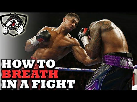 How to Breathe Properly in a Fight: Breathing Techniques for Fighters