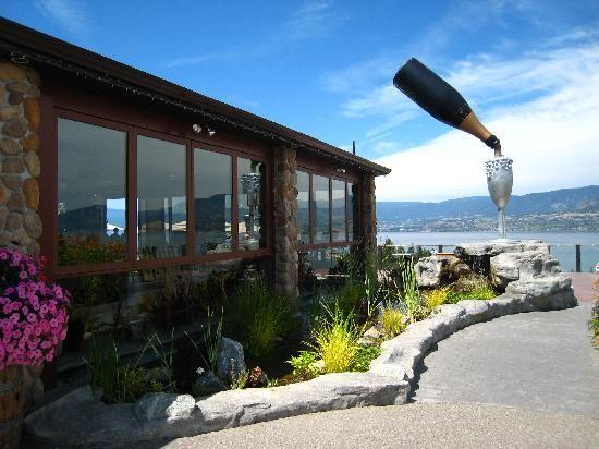 You may also want to visit Summerhill Pyramid at Chute Lake Road, Kelowna, British Columbia, Canada