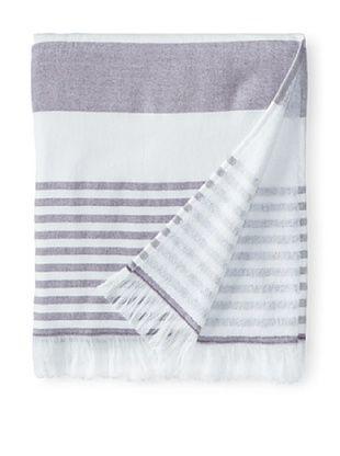49% OFF Nine Space Carmel Stripe Beach Towel, Lavender