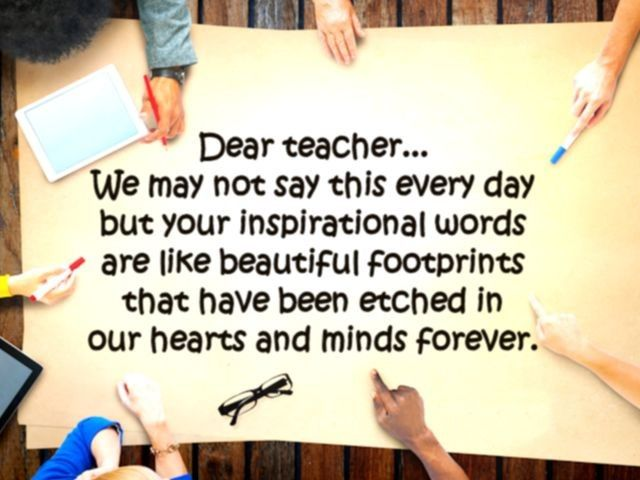 RESPECT QUOTES FOR TEACHERS image quotes at relatably.com