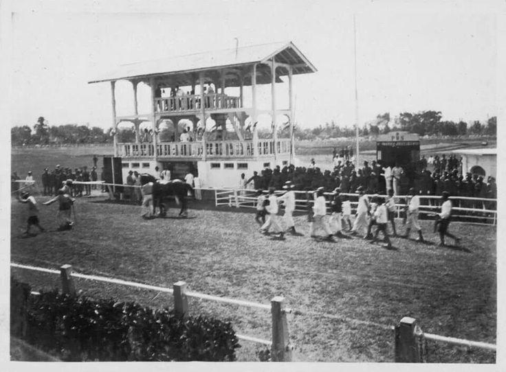Pacuan kuda di Surabaya