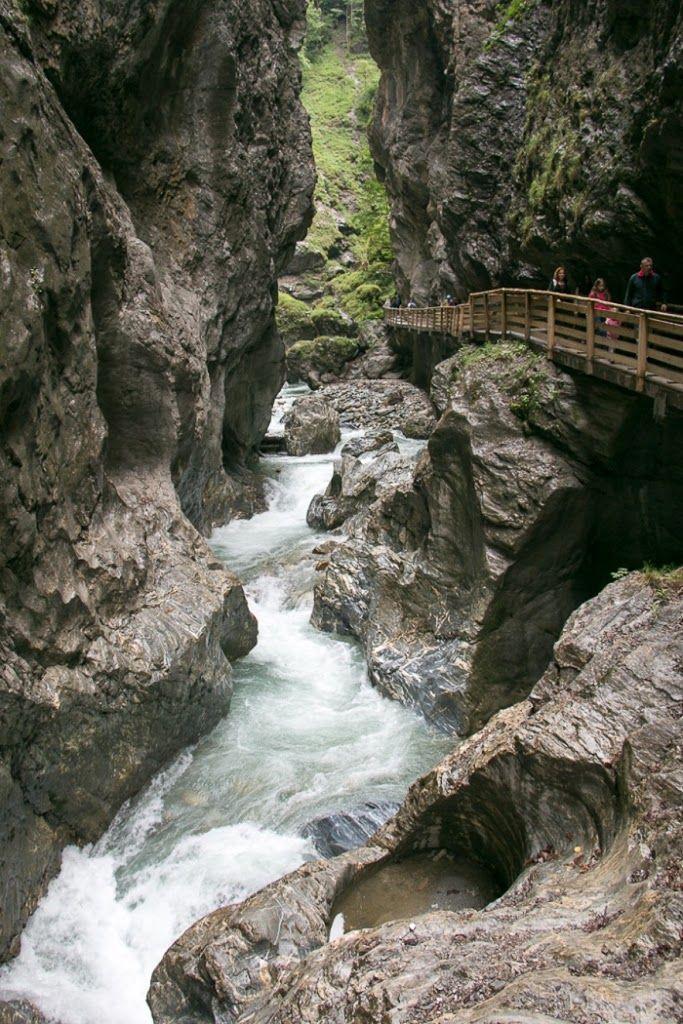Hike the Liechtensteinklamm while on vacation in Austria #feelaustria