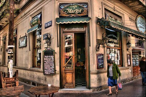 Corner Spot - Café Margot, Boedo, Buenos Aires
