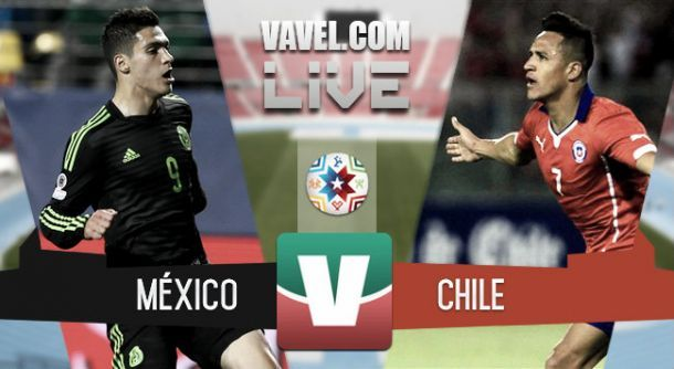 Chile vs Mexico 15/05/2015 Highlights and All Goals Copa America Chile 2015