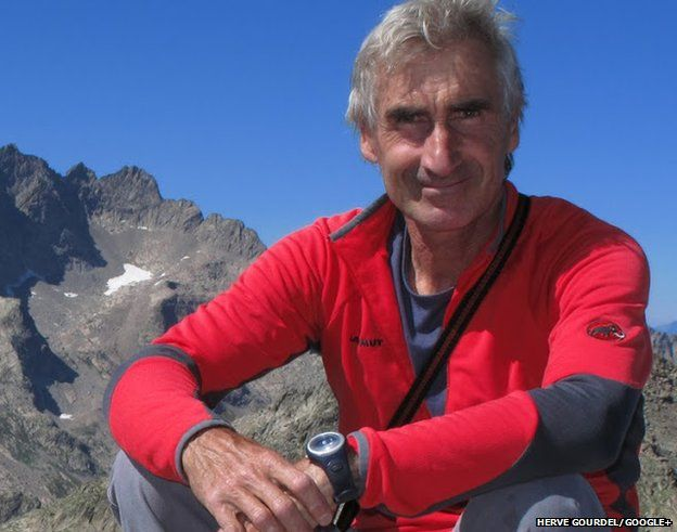 French tourist Herve Gourdel, who has been beheaded by Algerian militant group Jund al-Khilafa following his abduction in the north-east Kabylie region.   He was once quoted as saying he had two passions in life: travel and photography. Read our profile of the 55-year-old, who was a qualified mountain guide. http://www.bbc.com/news/world-africa-29348295?ocid=socialflow_facebook