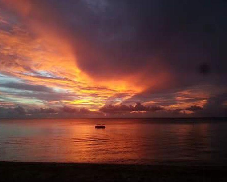 Amazing sunsets in Barbados. #southgaphotel #lovebarbados
