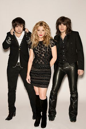 The Band Perry | March 22