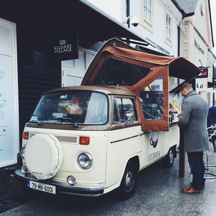 Coffee? Anyone? #coffee #coffeelovers #coffeetruck #cocobrew #vintagetruck #kildarevillage #vwvintage #vwvintagevan #takeawaycoffee #tv_living #tv_living_nm2 #tv_lifestyle #vsco #vscocam #vscocoffee by paulalandl