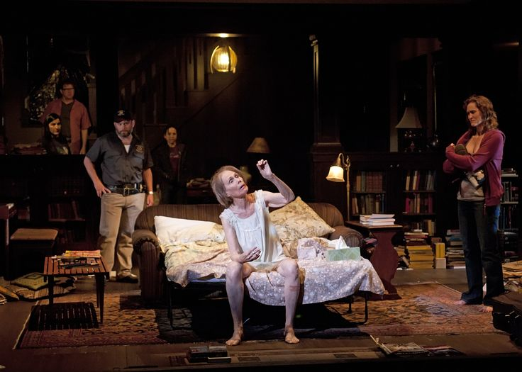 August: Osage County at The Old Globe.