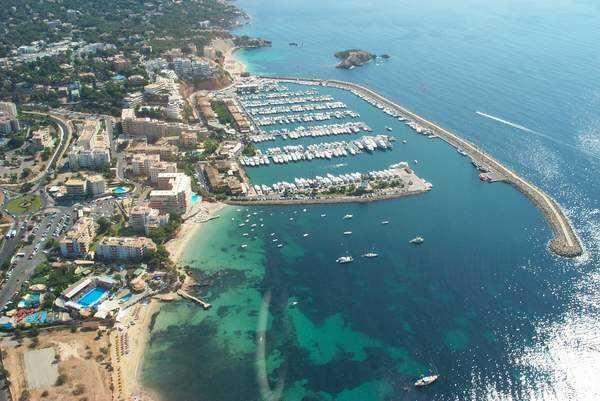 puerto portals, mallorca: