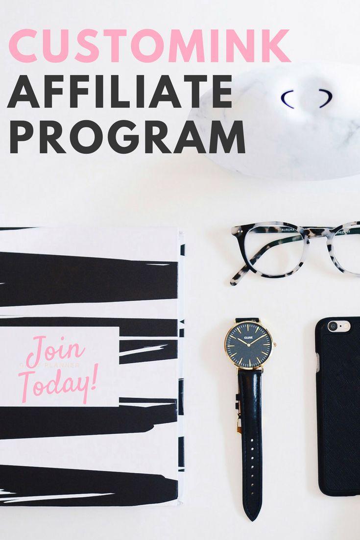 Custiomink affiliate program is accepting bloggers - 7% per sale plus $10 affiliate bonus - High paying affiliate programs for bloggers to monetize a blog - niches make money blogging network make money blogging writing