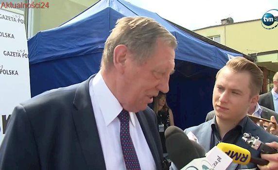 """Jan Szyszko znów o """"córce leśniczego"""". Tożsamość nadawcy jego """"słodką tajemnicą"""""""