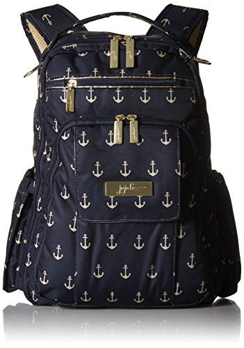 Ju-Ju-Be Legacy Nautical Collection Be Right Back Backpack Diaper Bag, The Admiral Ju-Ju-Be http://www.amazon.com/dp/B00UAIUXK4/ref=cm_sw_r_pi_dp_i7x9wb120RJPH