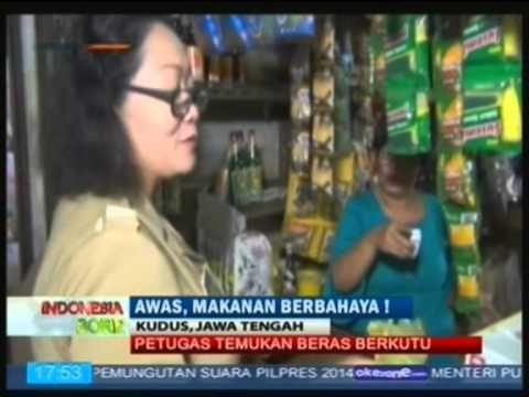 Awas Makanan Kadaluarsa Banyak Beredar di Pulau Jawa