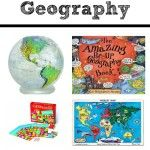 Geography for Kids {Discover and Explore}
