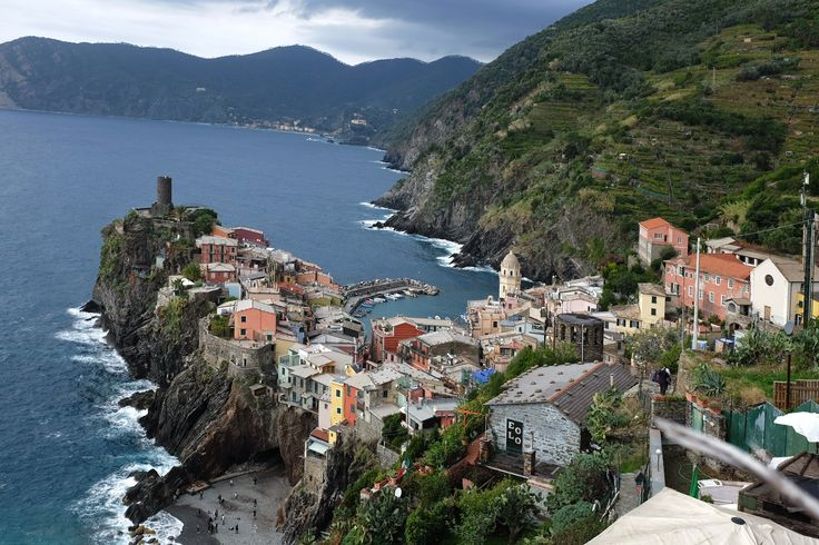 Hiking the Cinque Terra,  Italy