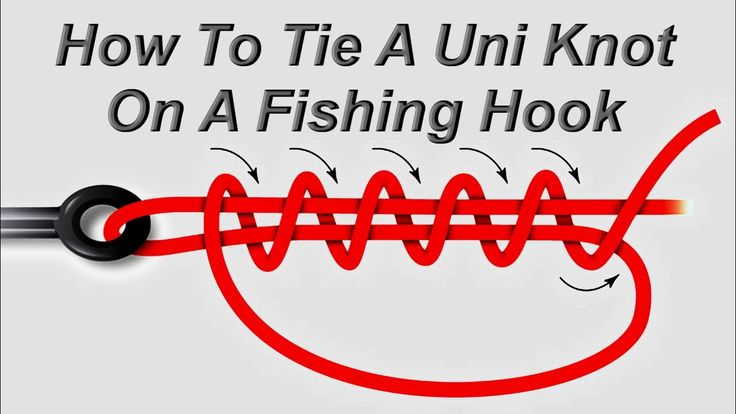How to tie a uni knot on a fishing hook is a video and this video will show you how to tie a uni knot in a very simple and easy way. The uni knot is a multi purpose fishing knot widely used for attaching the fishing line to the fishing hooks, rings, lures, snaps, and swivels to the end of the line. The bend form of the uni knot is not a noose rather it is akin to a multiple fisherman's knot with the two opposing knotted parts arranged in the manner of uni knots.
