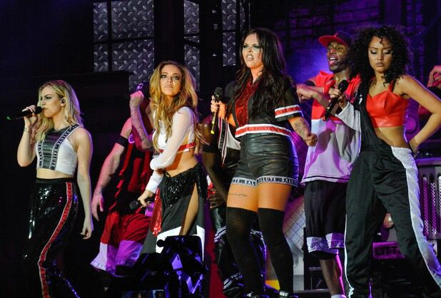 Little Mix Salute Tour