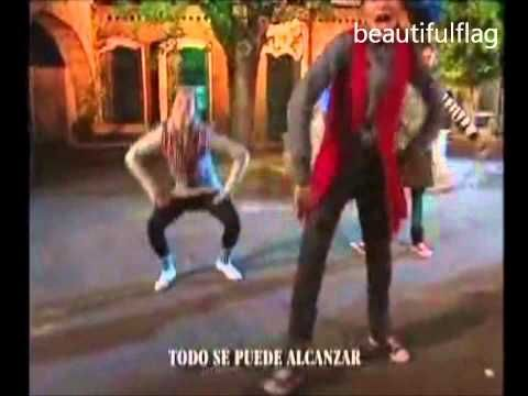Tan alegre el corazon coreografia - YouTube