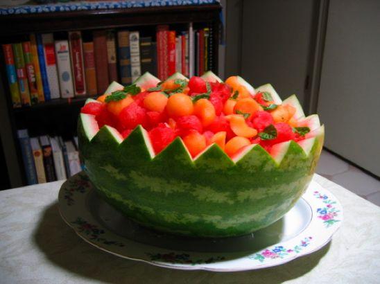 Easy watermelon carving designs inspiration diy fun