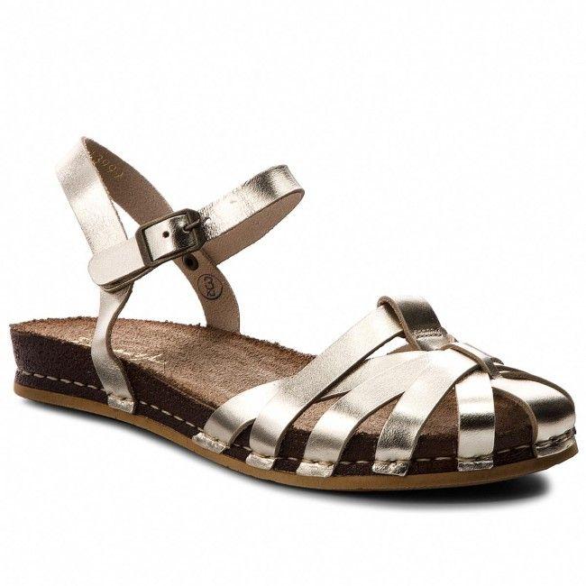 Sandali Maciejka 03074 25 00 0 Zloto Sandals Shoes Fashion