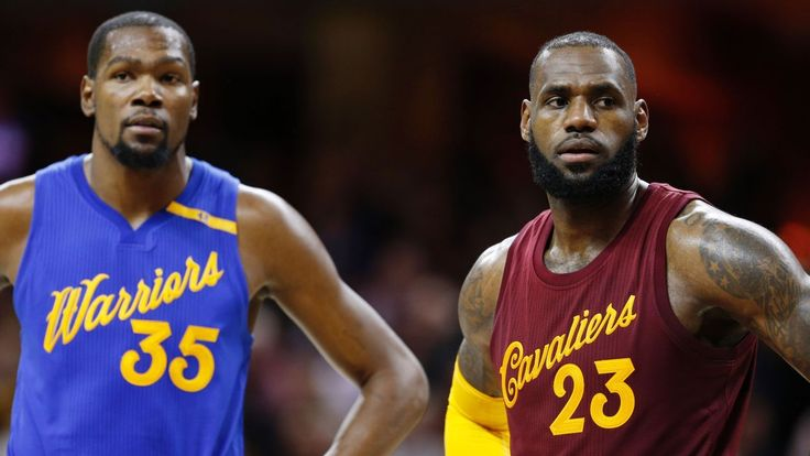 The many ways Cavs-Warriors is a matchup for the ages