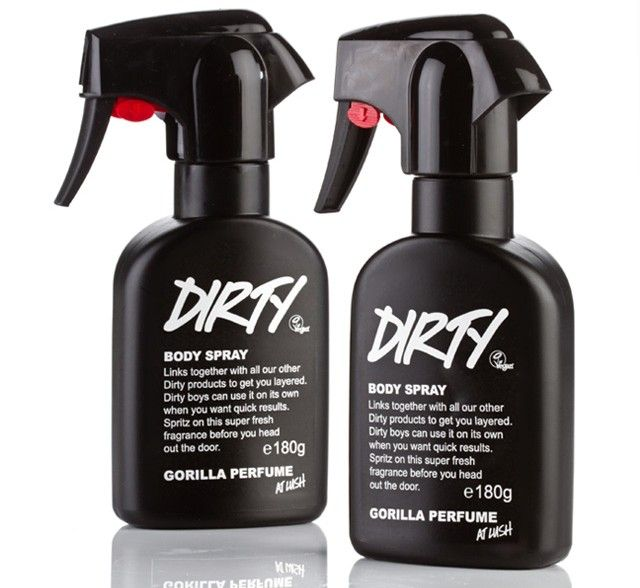 Dirty Body Spray Refréscate a cualquier hora que quieras y en cualquier sitio donde estés... ¡Se acabaron los olores incómodos! ¿Vas con prisa y no te ha dado  tiempo para asearte a fondo? Refresca y perfuma tu cuerpo y ropa generosamente con este spray corporal antes de salir por la puerta. Deja de preocuparte de si hueles bien y recupera tu seguridad hasta en las distancias cortas.