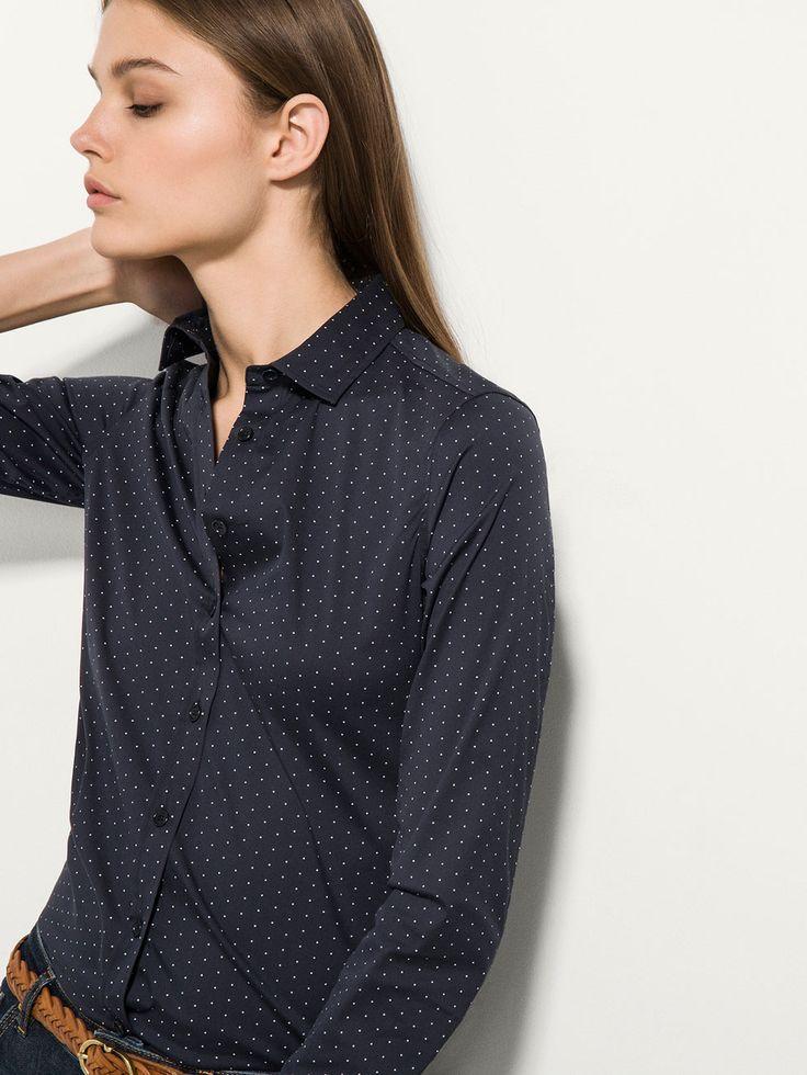 Ver todo - Camisas y Blusas - MUJER - Massimo Dutti España