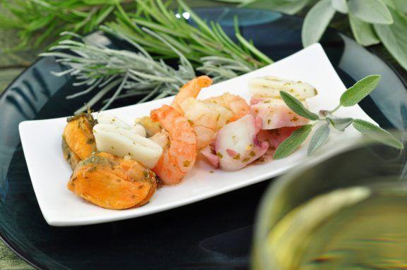 Fisch-Kochkurs in Regensburg - Meeresfrüchte - miomente
