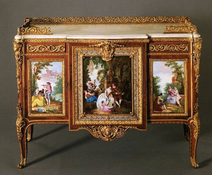 le commode de madame du barry attributed to martin carlin