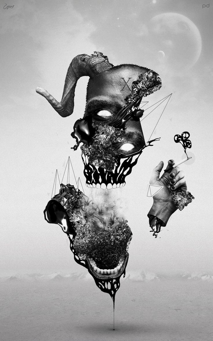 graphic artwork graphic design made by pedro donini