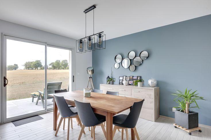 Ein Schones Blaugrau An Der Wand Dieses Wohnzimmers Blaugrau Decorationsejour Der Dieses Diylivingroomdeco Wohnzimmerfarbe Wohnzimer Wohnzimmer Grau
