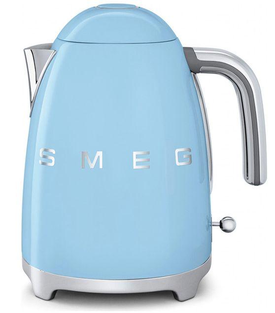 Baby blue smeg kettle