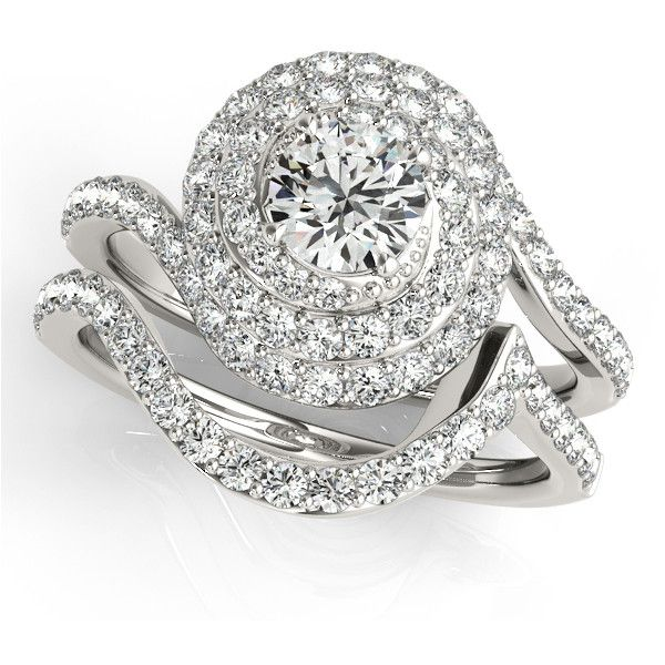 25 best ideas about swirl engagement rings on