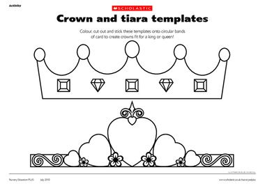 25 best ideas about crown template on pinterest crown pattern crown party and simple shapes. Black Bedroom Furniture Sets. Home Design Ideas