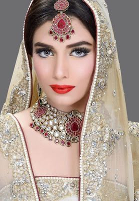 This Is You Feature Life Style: Pakistani Bridal Makeup l Latest New Bridal Wedding Makeup Collection