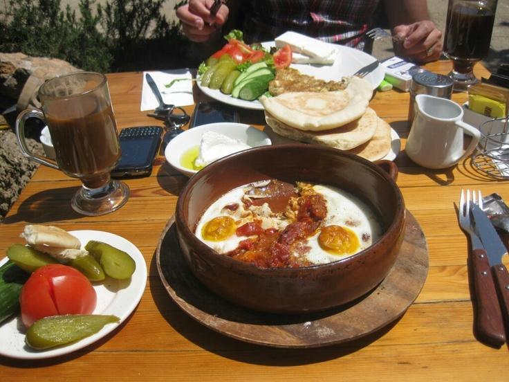 Delicious Arabic Breakfast!