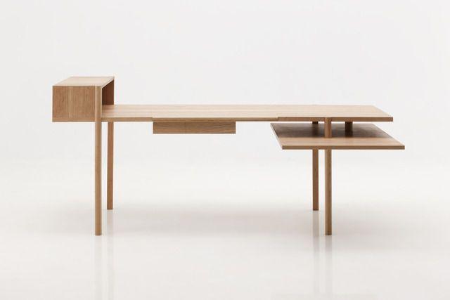 "Jong-sun Bahk, ""Trans 13-003"" desk (2013)"
