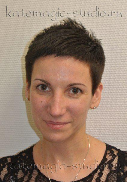 Женская стрижка, окрашивание. Студия KateMagic http://vk.com/katemagicstudio