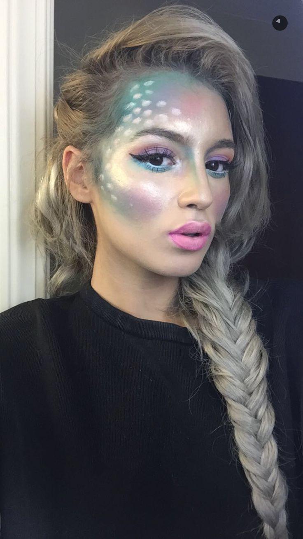 Best 25+ Avatar makeup ideas on Pinterest | Alien makeup, Easy diy ...