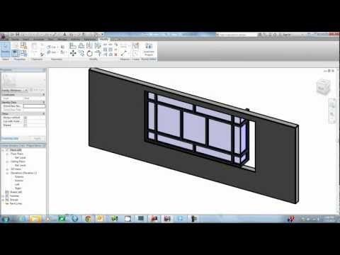 how to create window schedule in revit