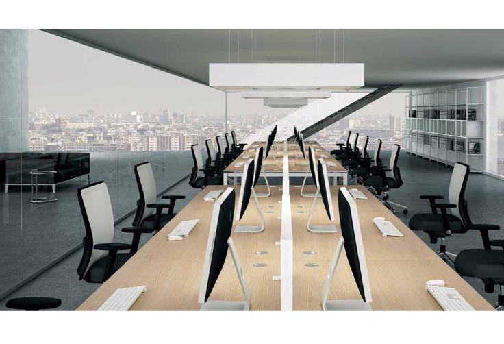Novedades en muebles de oficina mostradores recepciones - Segarra muebles ...